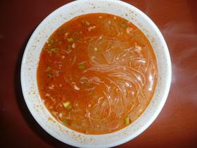 超簡単♪坦坦風春雨スープ