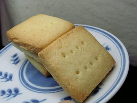 卵不要☆今すぐ完成☆カリポリクッキー