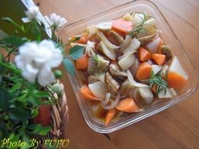 根菜のマリネ(marinade)