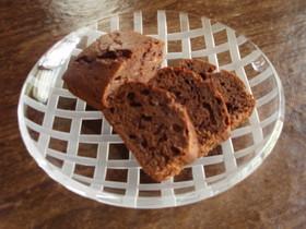 簡単チョコレート×オレンジケーキレシピ