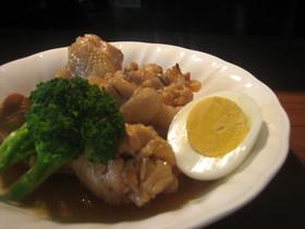 圧力鍋で超簡単!10分で鶏のさっぱり煮