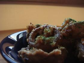 tateの洋肴・ガーリックマッシュルーム