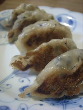 いくつでも食べれちゃう☆ヘルシー豆腐餃子
