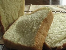 HBで早出し。シンプル油なし食パン。