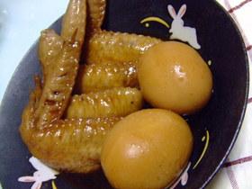 コラーゲンたっぷり!鶏手羽のさっぱり煮