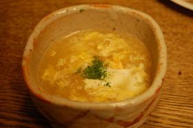 ◇◆ベーコンと新玉ねぎのふわ卵スープ◆◇