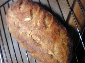 ライ麦全粒粉のハードソフトなパン