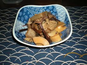 余ったお豆腐の利用法(凍らせ豆腐)