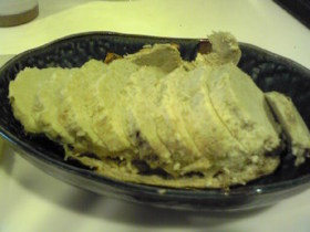 京イモの焼き芋