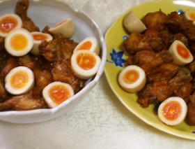 鶏手羽元の酢煮