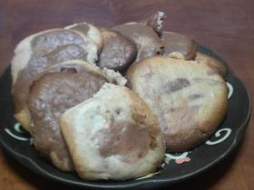 苺ジャムのふんわりクッキー