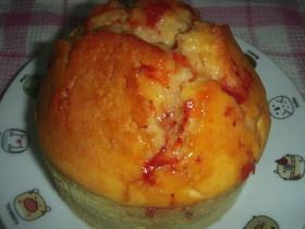 12㎝型ケーキ(胡桃とクランベリー)