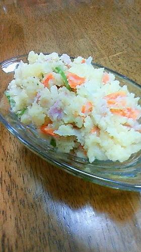マヨなし!☆低カロで美味しいポテトサラダ