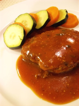 大葉IN❤豚薄切り肉でステーキ?
