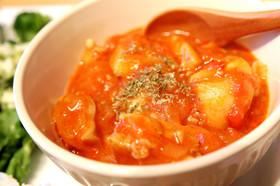 適当☆鶏のトマト煮