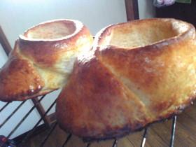 パンの靴~基本形~