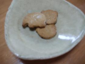 甘酒クッキー