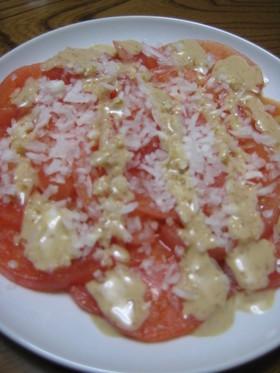 トマトと玉ねぎのサラダ☆