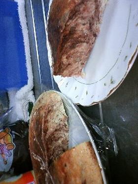 炊飯器でしっとりマーブルケーキ