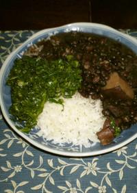 ブラジルの奴隷料理、フェイジョアーダ