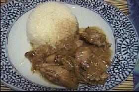 フィリピン風チキンアドボ