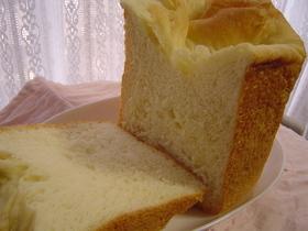 HBで簡単おいしい♡ホットケーキ風パン