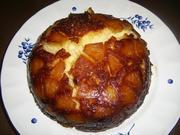 パイナップルアップサイダウンケーキの写真
