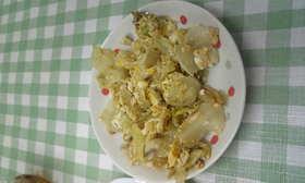 レタス卵チーズ
