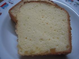21㎝型シフォンケーキ(パイン)