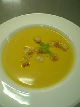 簡単★かぼちゃのスープ