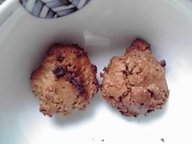 市販のきなこ玉でカンタン☆きなこクッキー