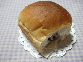 ブルーベリージャム★チーズ★ちぎりぱん