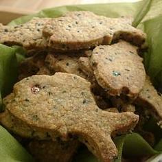 胡麻ごまクッキー