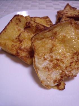 朝食に♥ミルメークでフレンチトースト♥