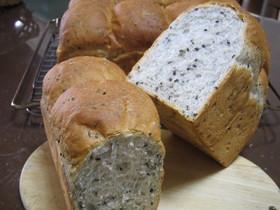 黒胡麻食パン