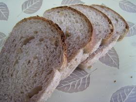 香ばしい♪HBでふんわり米ぬか食パン