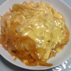 めんつゆde玉じゃがチーズ炒めni