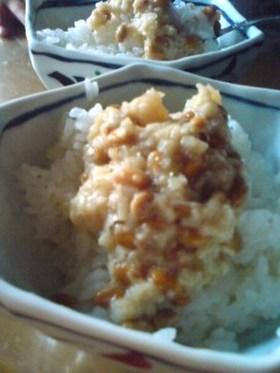 ご飯がすすむ〜♪えのきの納豆和え