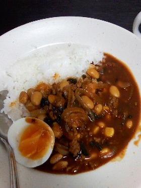大豆のハヤシライス