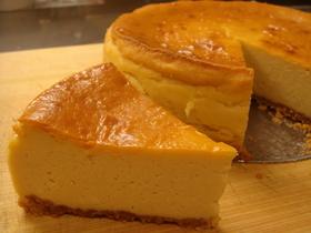 15cmのカルアベイクドチーズケーキ