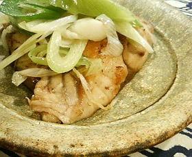 鯖の香味☆炒め