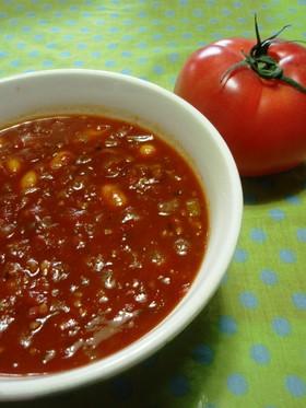 大豆たっぷりトマトカレー