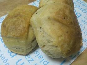 天然酵母でつくるパンみたいなスコーン