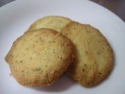 サクっと!紅茶クッキーの写真