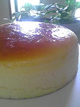 ♪シュワッふわっとろっ♪なチーズケーキ