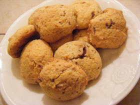 おから入りヘルシーキットカットクッキー