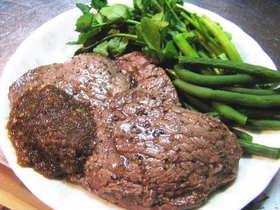 ステーキにおける焼き方の考察