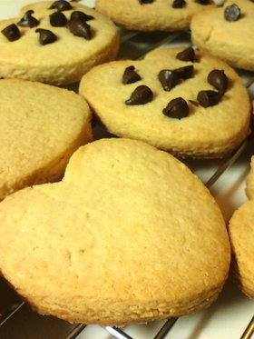 サクサク厚焼きクッキー♪