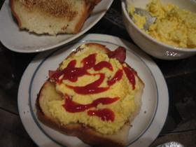 サンドイッチに☆ふわふわ〜なめらか卵