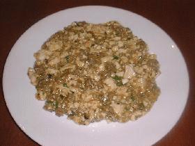 うちのマーボ豆腐